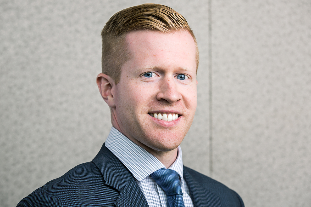 Kentt Coburn, Articling Student at Kelly Santini LLP