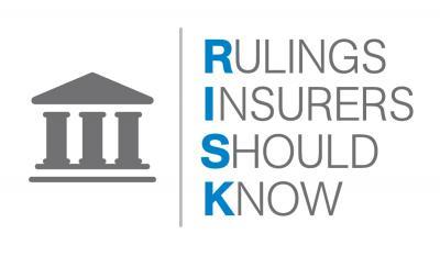 RISK Case Law Reports