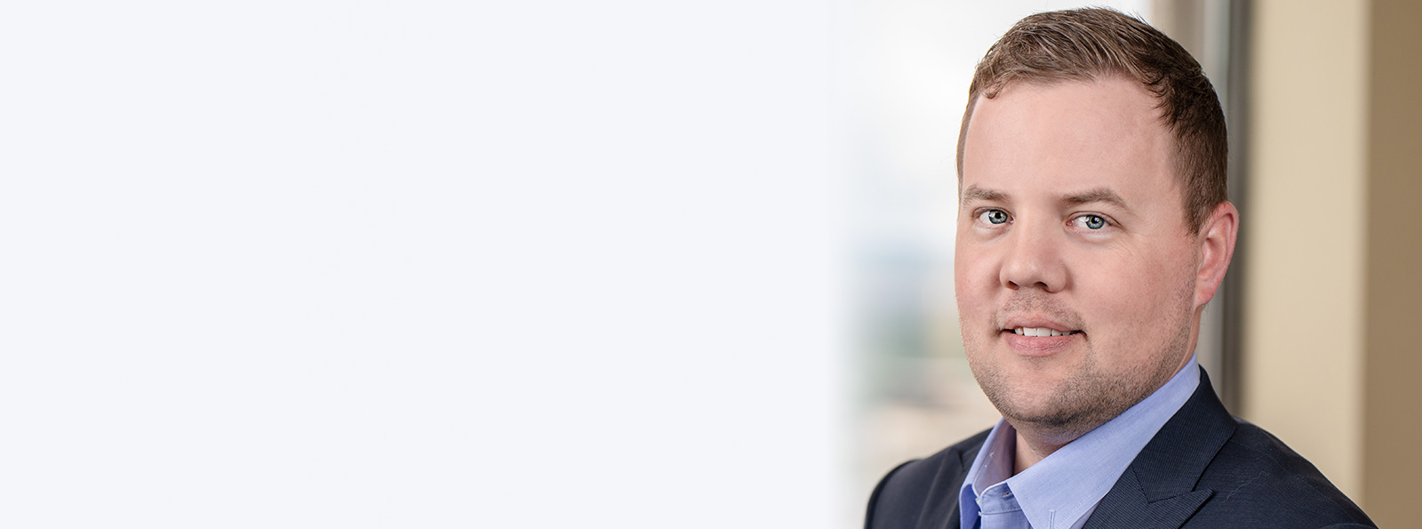 Photo of Matt Landry, business, real estate an estate planning lawyer at Kelly Santini LLP in Ottawa